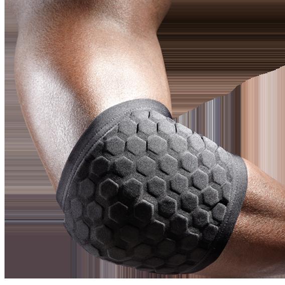 McDavid [6515] 蜂巢式短版兩用護肘/護膝(一組2件)