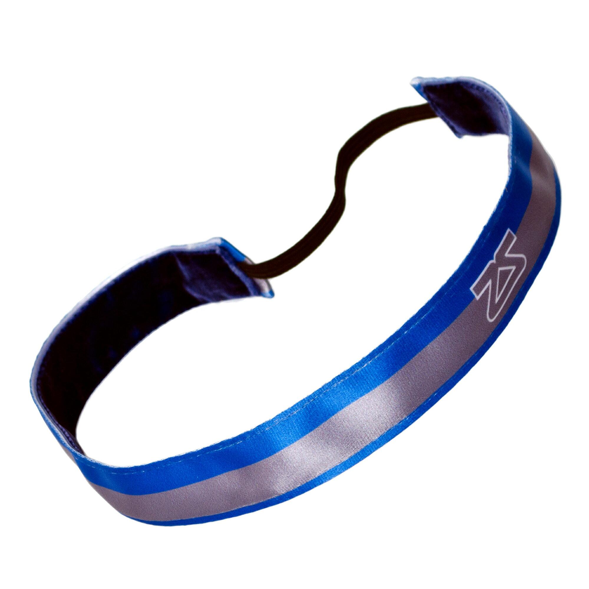 Zensah 防滑運動頭帶 - 銀河冰藍