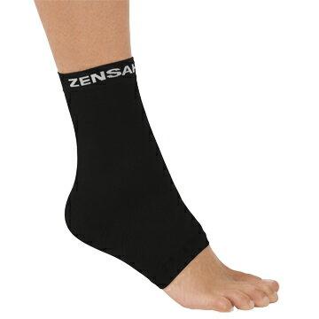 Zensah無縫壓縮護踝-黑色