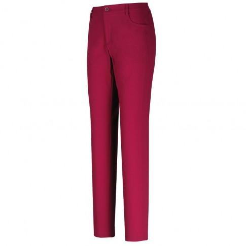 ├登山樂┤山林Mountneer女彈性抗UV窄管褲-紫紅#21S12-45