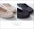 格子舖*【AD518】MIT台灣製 氣質名媛風 金蔥亮粉網狀蕾絲 舒適好走粗低跟鞋 2色 2