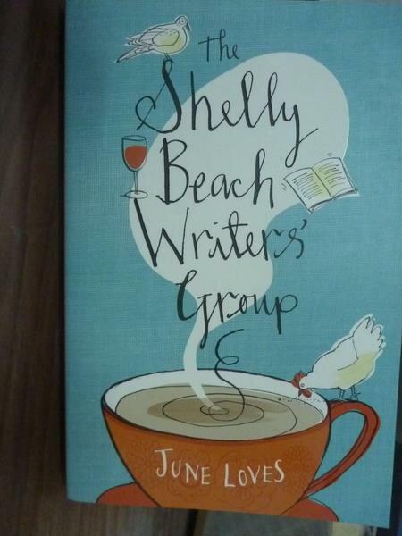 ~書寶 書T4/原文書_QEZ~The Shelly Beach Writers  #27
