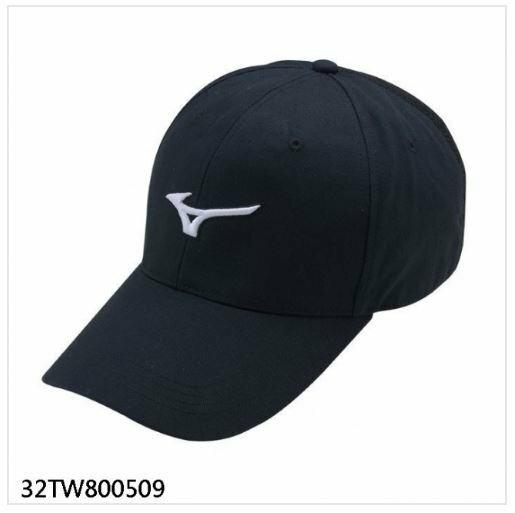 【登瑞體育】MIZUNO運動棉帽鴨舌帽_32TW800509