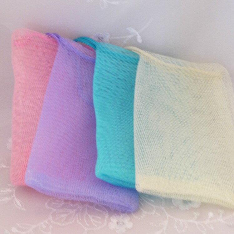 皂袋( 粉紅色、紫色、綠色、米色可選 )
