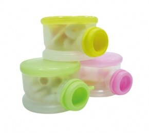 『121婦嬰用品館』辛巴溜滑梯專利奶粉盒 2