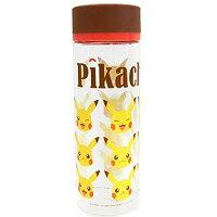 Pokemon:精靈寶可夢到X射線【C384370】神奇寶貝 寶可夢 皮卡丘 塑膠透明水壺400ml,水瓶/水壺/水罐