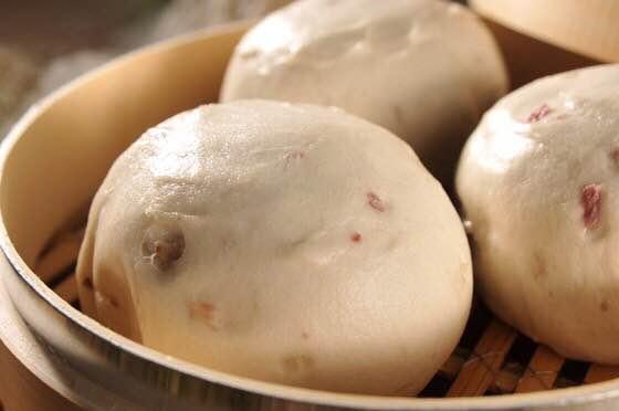 【胖包子】芋頭饅頭(素) (5入組)