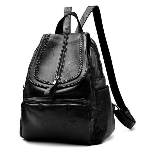 後背包 雙肩包女新款潮流時尚韓版百搭大號行李背包