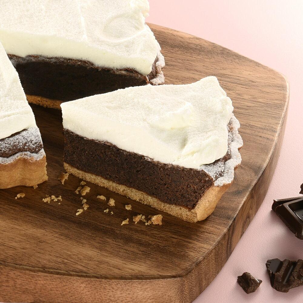 奶霜厚巧克力6吋
