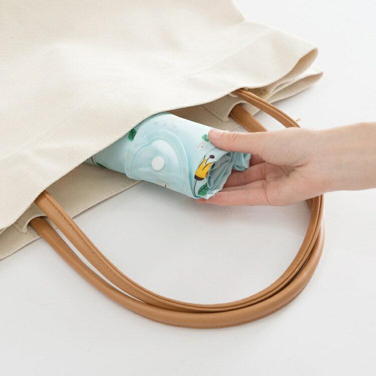 摺疊購物袋便攜♠極有家♠