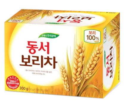 韓國 DongSuh 麥茶包 300g(10g×30包)★1月限定全店699宅配免運