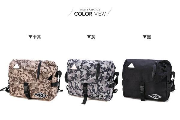 ☆BOY-2☆【PPK89001】潮流VESTI大容量機能側背包 2