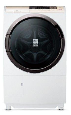 【HITACHI 日立 日本原裝】 11公斤滾筒左開洗衣機 SFSD2100A/WH 香檳白