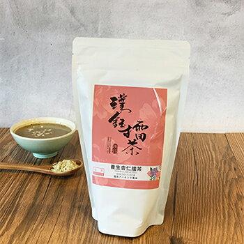【璞鈺擂茶】 北埔 擂茶 客家 沖泡飲品 養生杏仁擂茶 300g 經濟包-人氣款