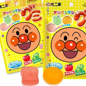 日本不二家 麵包超人 綜合水果QQ糖(單包) [JP534]*促銷* 賞味期2017.12.31