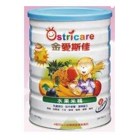 '121妇婴用品馆'金爱斯佳水果米精700g(5罐,再赠1罐)共6罐