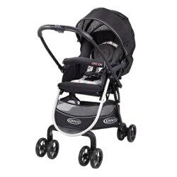 【麗嬰房】Graco 購物型雙向手推車 - 城市商旅Citi ACE 千鳥格