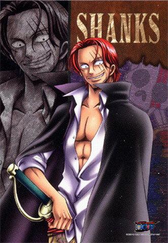 300片 海賊王- 紅髮傑克