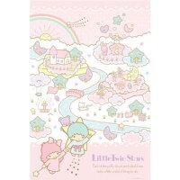 兒童節禮物Children's Day到Little Twin Stars星星城市拼圖1000片