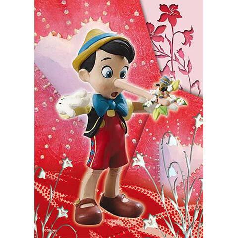 Pinocchio天真的謊言拼圖108片