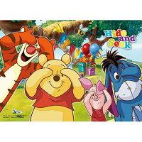 小熊維尼周邊商品推薦Winnie The Pooh捉迷藏拼圖108片