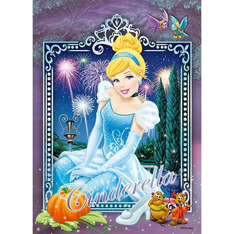 Disney Princess仙杜瑞拉拼圖108片