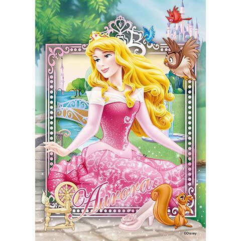 Disney Princess奧蘿拉拼圖108片