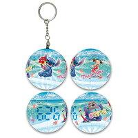 兒童節禮物Children's Day到Stitch史迪奇球形拼圖鑰匙圈24片