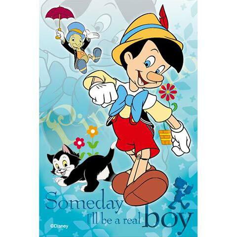 Pinocchio美夢成真拼圖204片