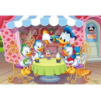 Donald Duck美味冰淇淋拼圖300片