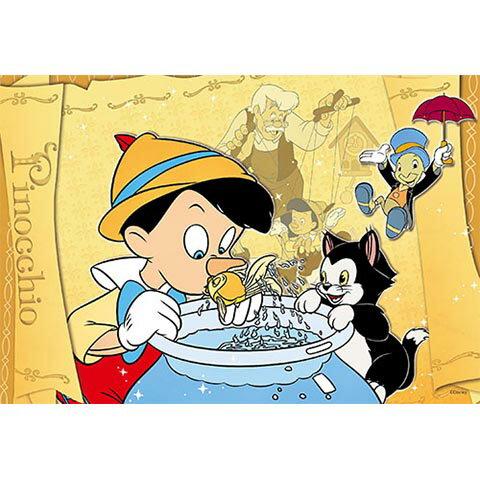 Pinocchio好奇的小木偶拼圖300片
