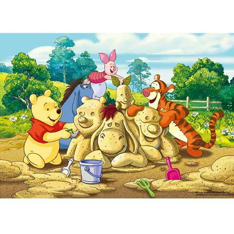 Winnie The Pooh沙雕大師拼圖520片