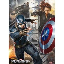 Captain America Movie 2 美國隊長2:酷寒戰士拼圖520片