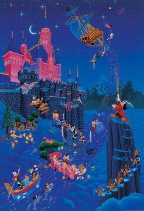 150片 迪士尼 魔法會