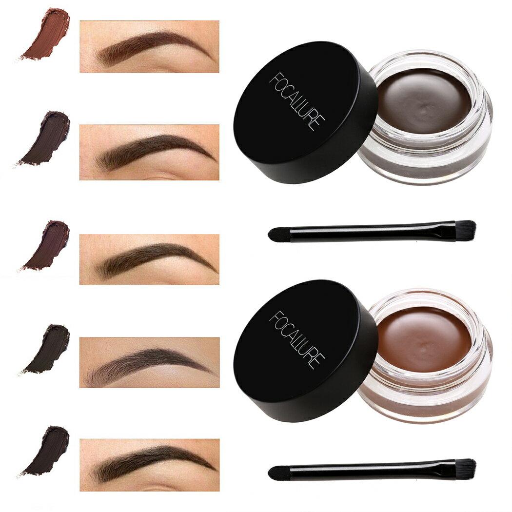Makeup Waterproof Eyebrow Definition Cream Eye Brow Gel 0