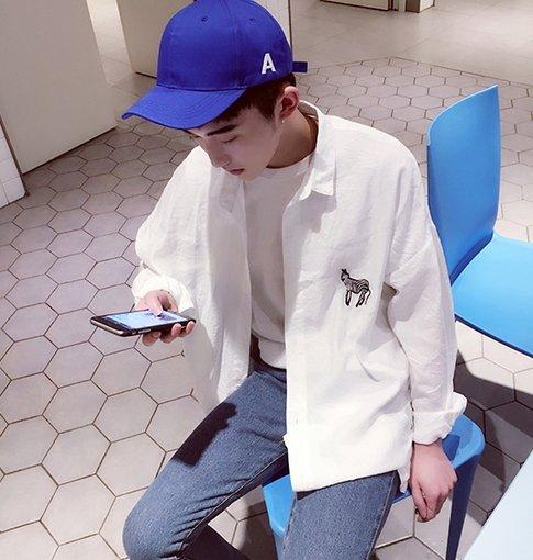 korea當地 小a 字母帽 刺繡 鴨舌帽 調整帽扣 老帽 復古 帽 老虎包 版帽 潮流帽 棒球帽 非nike