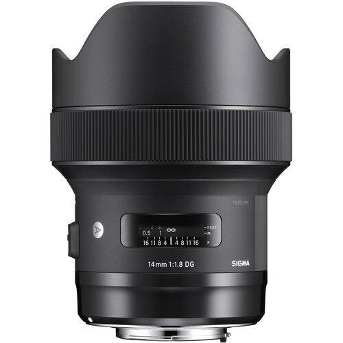 Sigma 14mm f/1.8 DG HSM Art Lens for Canon EF International Version 450954 1