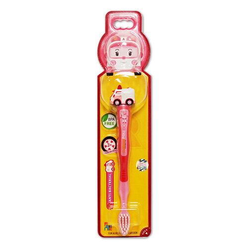 POLI 波力立體兒童牙刷-安寶AMBER 3歲以上適用★衛立兒生活館★