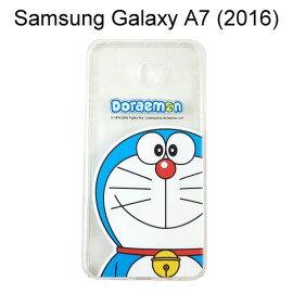 哆啦A夢空壓氣墊軟殼 [大臉] Samsung A710Y Galaxy A7 (2016) 小叮噹【正版授權】