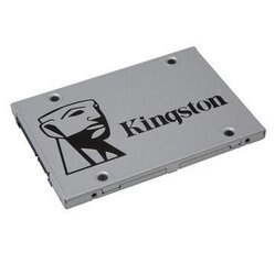 【新風尚潮流】 金士頓 SSDNow UV400 120GB SATA3 固態硬碟 SUV400S37/120G