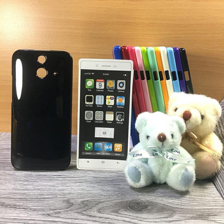 大都會保護殼 HTC New One E8/E9 E9+ E9 Plus 保護殼 TPU 軟殼 閃粉 矽膠殼 手機殼 背蓋