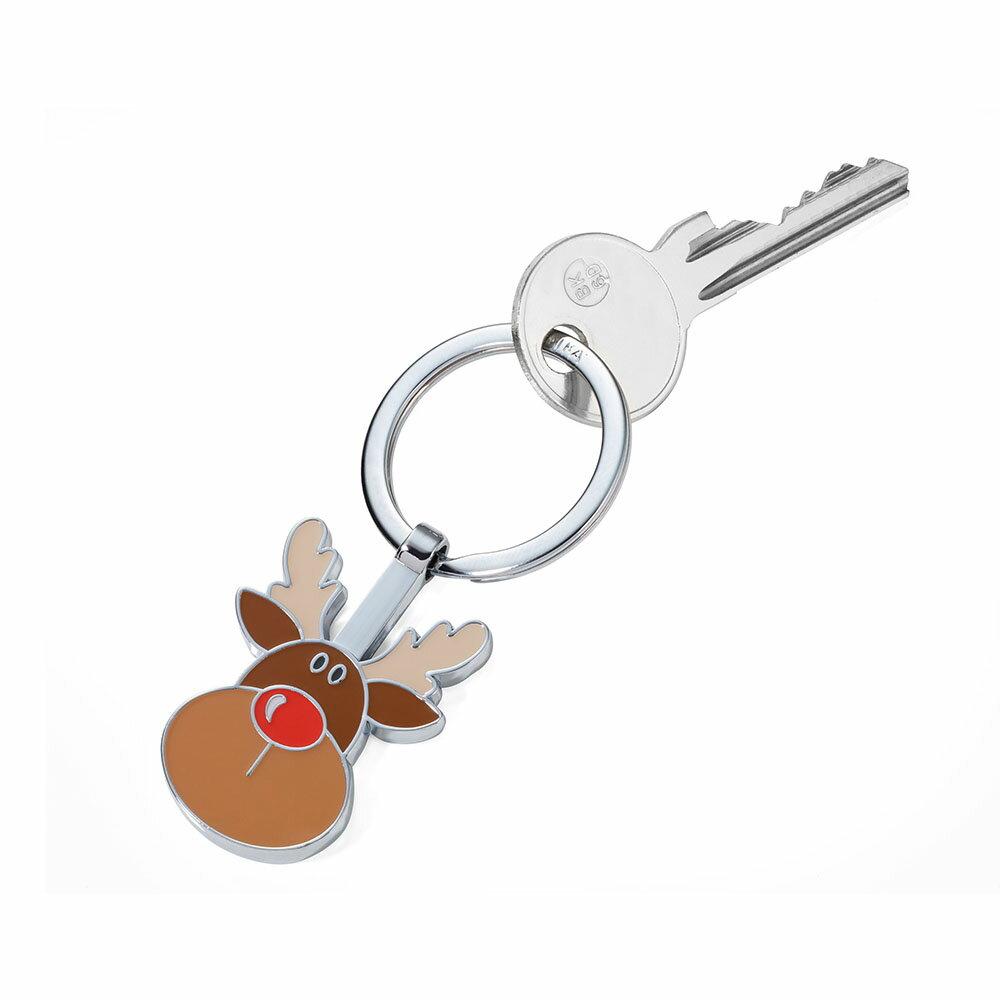 【TROIKA】聖誕麋鹿鑰匙圈