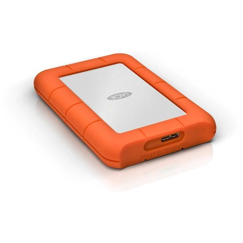 LaCie Rugged Mini 1TB USB 3.0 Portable Hard Drive 2