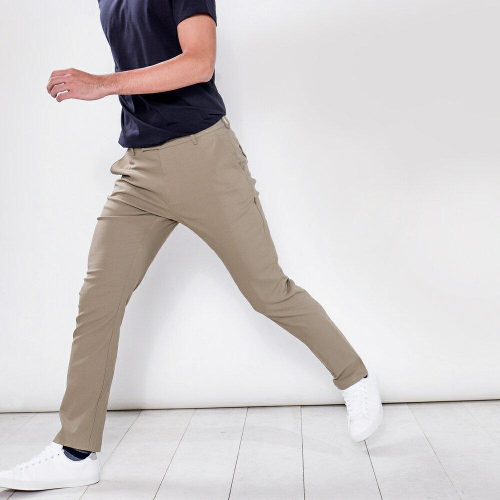 莫蘭迪卡其八口袋商旅紳士褲 MANHATTAN KHAKI 8 POCKETS 0