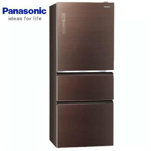 <br/><br/>  【感恩有禮賞】Panasonic 國際 NR-D619NHGS-T 610L 四門 冰箱 翡翠棕 ECONAVI+nanoe? X  無邊框玻璃系列  新1級能源效率 VIP真空斷熱材<br/><br/>