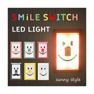 【This-This】日本 Spice Smile Switch LED燈 - 共5款