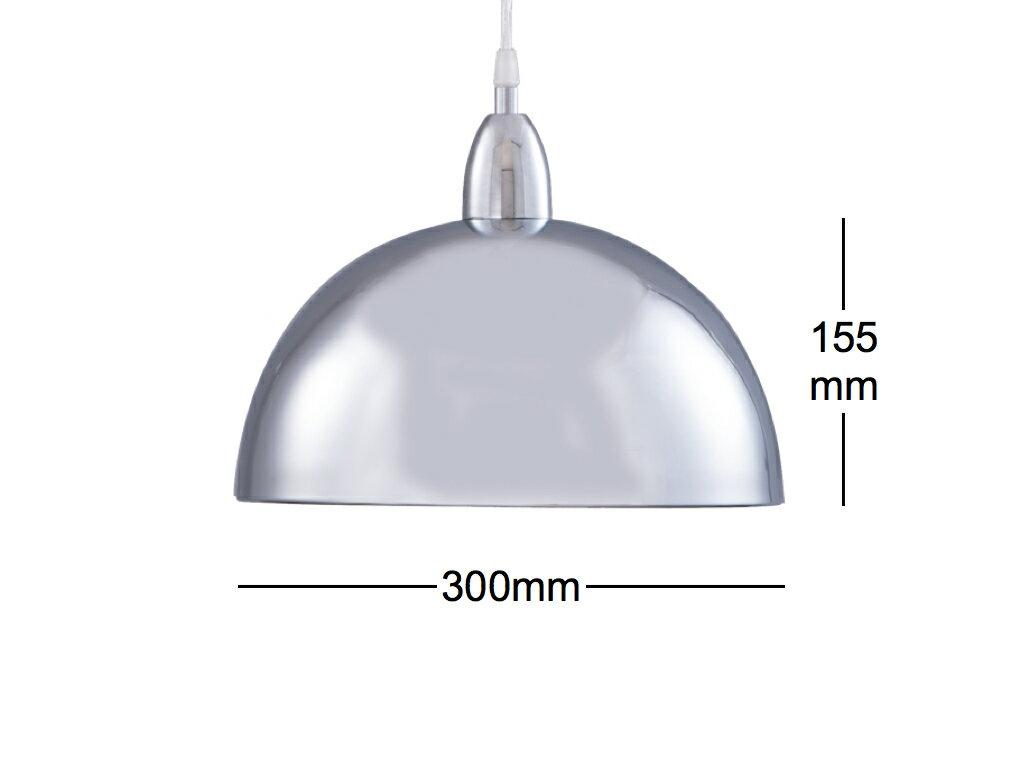 內貼鏡面玻璃馬賽克金屬吊燈-BNL00083 1
