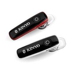 KINYO耐嘉 BTE-3633 藍芽立體聲耳機麥克風藍牙耳機 藍芽耳機 藍牙耳機麥克風 耳麥 無線耳機 無線耳麥【迪特軍】