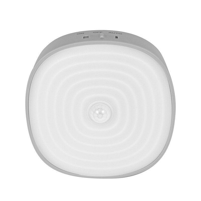 KINYO 充電式磁吸人體感應燈(SL-5390)