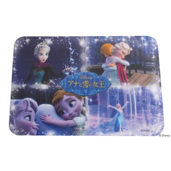 X射線 精緻禮品:X射線【C712960】Disney冰雪奇緣日本製餐墊,廚房砧板防滑墊雜貨隔熱墊墊板